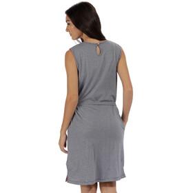 Regatta Haydee - Vestidos y faldas Mujer - azul/blanco